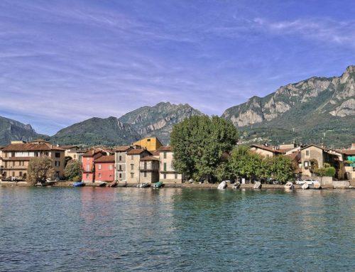 Il fascino di Pescarenico: area pedonale