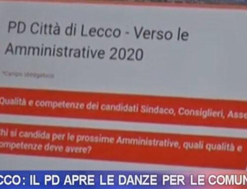 Lecco Amministrative 2020 –  Inizia il percorso