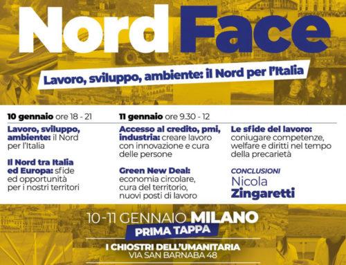Nord Face a Milano – Gennaio 2020