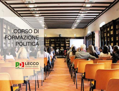 Corso formazione politica
