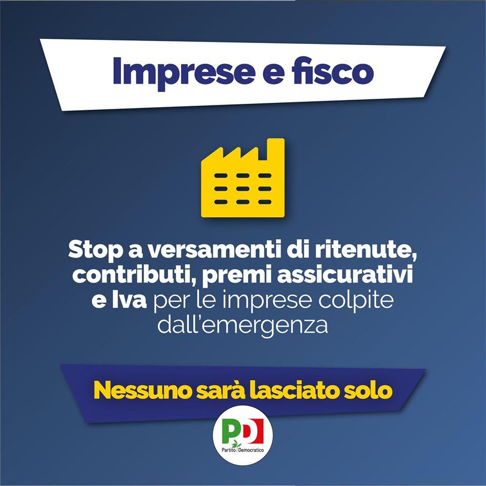 decreto cura italia imprese e fisco