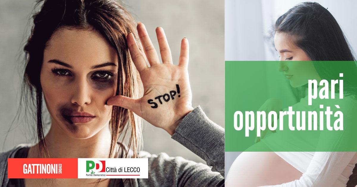 pari opportunità PD città di Lecco