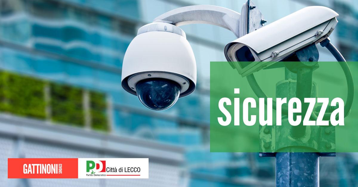 sicurezza videosorveglianza Lecco