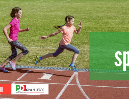 Sport e politiche giovanili a Lecco