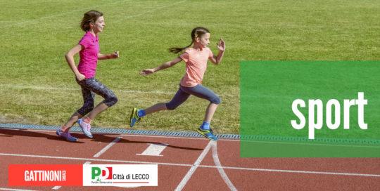 sport e politiche giovanili Lecco
