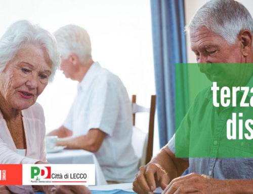 Politiche sociali a Lecco per terza età e disabili