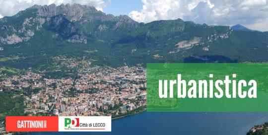 pd città di Lecco urbanistica