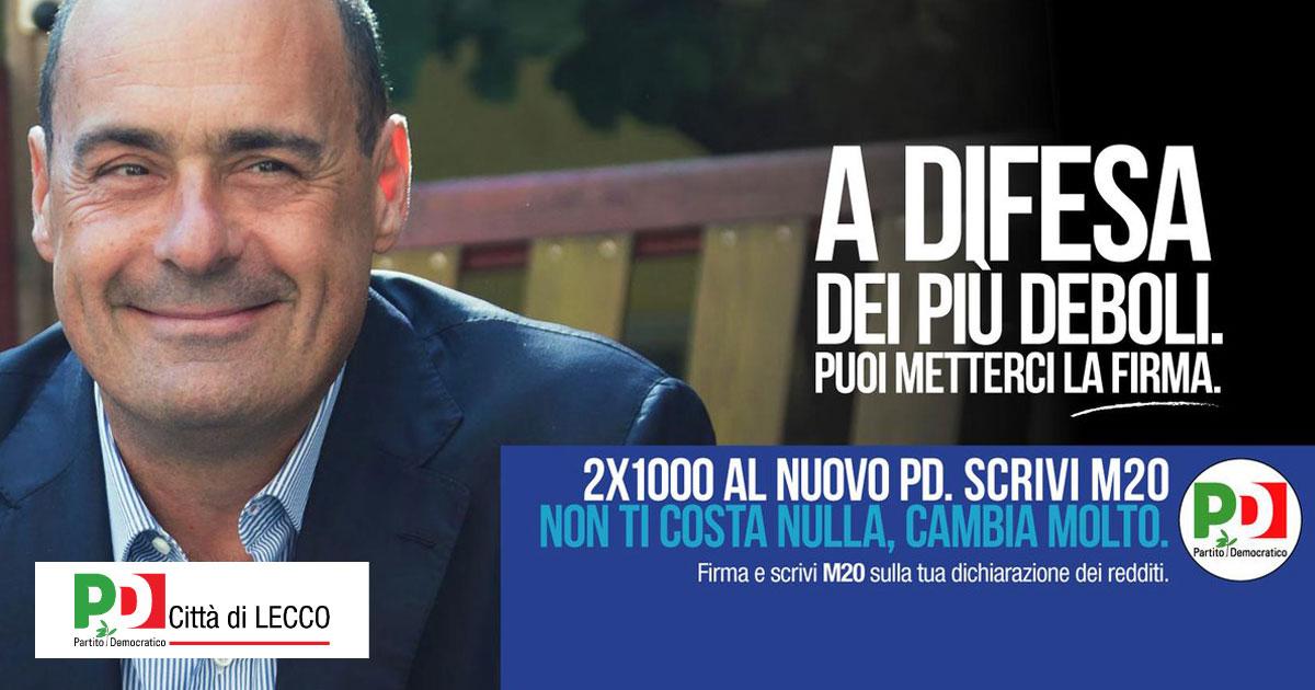 PD Città di Lecco 2x1000