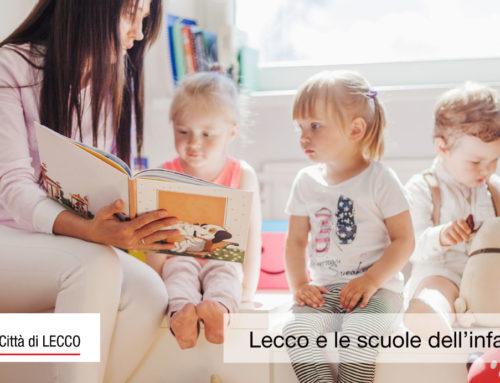 Lecco e le scuole dell'infanzia