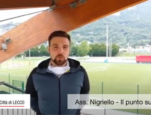 Ass. Nigriello – Il punto sul centro sportivo Bione