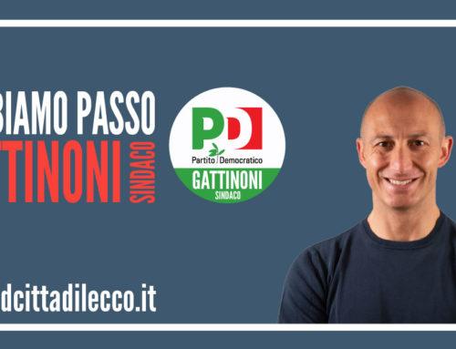 PD Città di Lecco: cosa è stato fatto e cosa vogliamo fare