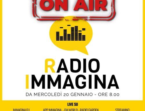Nasce radio Immagina