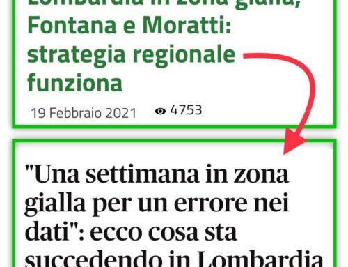 La gestione maldestra di Regione Lombardia tra scuola e vaccini